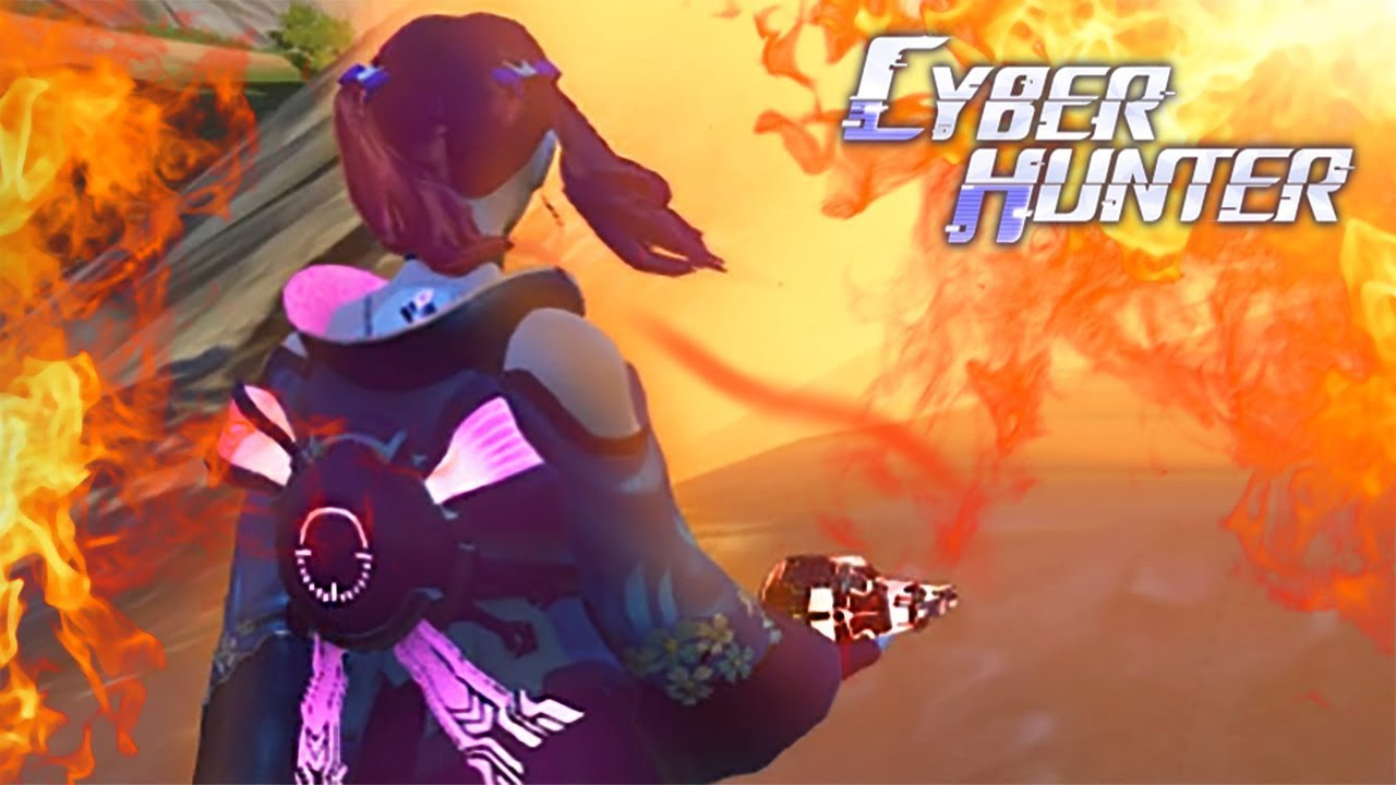 GRANADA NO PÉ! - Cyber Hunter