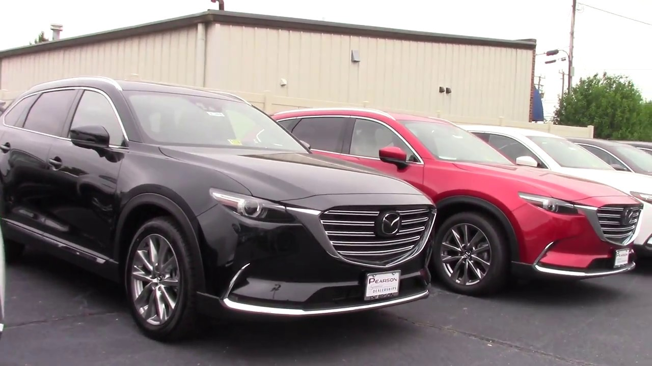 2017 mazda cx 9 signature awd full tour and review youtube. Black Bedroom Furniture Sets. Home Design Ideas