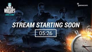 World of Warships: gamescom 2018