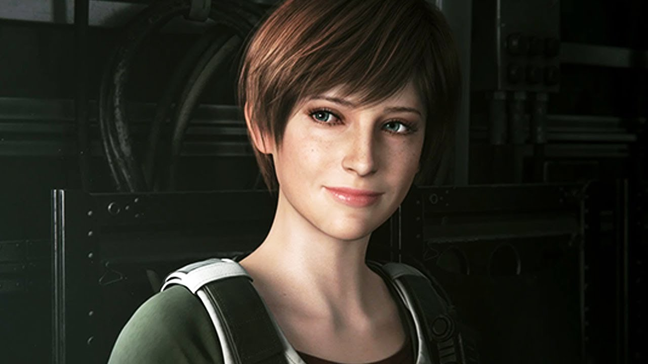 Resident Evil 3 Remake - Rebecca Chambers in Raccoon City MOD PC - YouTube