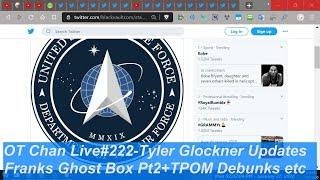 Sunday Live on Secureteam Latest Drama + Speaking2Dead + UTAH Tic Tac Pilot case) - OT Chan Live#222