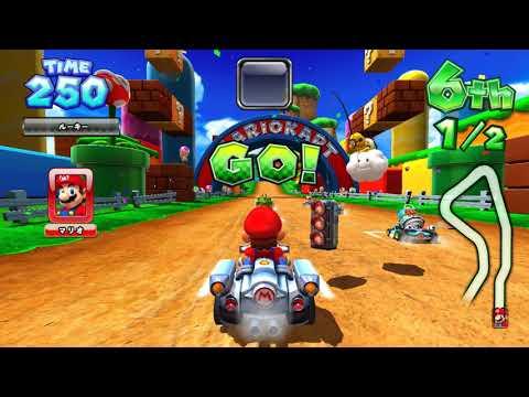 Play Mario Kart Arcade GP DX Nintendo Bandai Namco Games Arcade PC