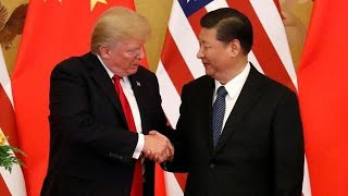 Trump administration potential lifting of tariffs considered sign of weakness by China?