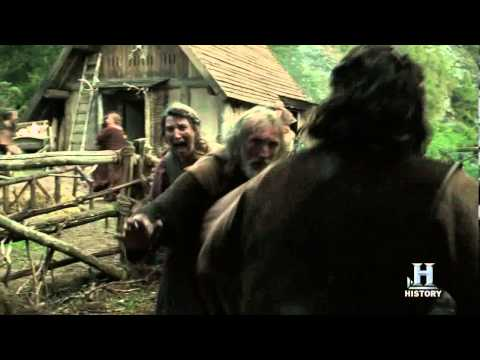 Vikings Tv Show 2013 Best Fight Scene Episode 5