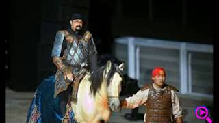 Стивен Сигал планирует снять фильм Чингизхана в Кыргызстане
