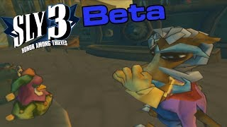 Sly 3 Beta - Venice 1st Mission(Beta Octavio, guards and more)