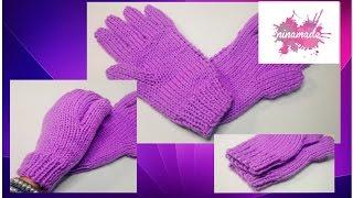 comment tricoter a 4 aiguilles