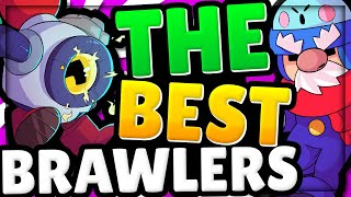 BEST Brawlers for EVERY Mode! | Brawl Stars PRO Tier List V19! | June 2020