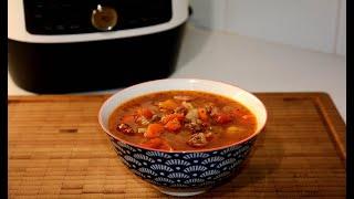 Мясной Суп из Фарша в Мультиварке Скороварке Redmond RMC P350 Рецепты в Мультиварке Скороварке