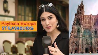 Zelal li Fransa, paytext a Ewrupa yê li Strasbourg êye | Zelal Avrupa'nin başkenti Strazburg'ta.