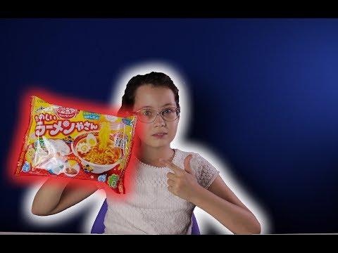 ЯПОНСКИЙ СЛАДКИЙ СУП РАМЕН Japanese food