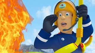 Fireman Sam Full Episodes | Hazards at work - FIRE! 🚒🔥 Boyce will be Boyce - 5 Episodes | Kids Movie