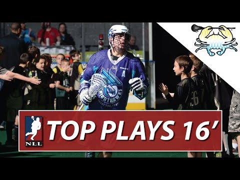 NLL Top Plays | 2016