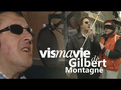 Être aveugle au quotidien, Gilbert Montagné la guide - Vis ma vie