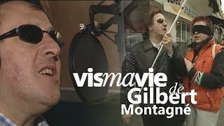 Être aveugle au quotidien, Gilbert Montagné la guide - Vis ma vie MP3