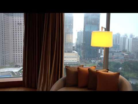 Grand Hyatt Kuala Lumpur, Malaysia - Review of Executive Suite 1709
