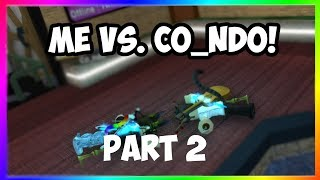 (PART 2!) ME VS. CO_NDO! | Roblox Flood Escape 2