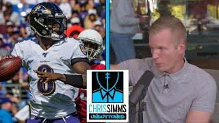 Game Review: Cardinals vs. Ravens, NFL Week 2 | Chris Simms Unbuttoned | NBC Sports