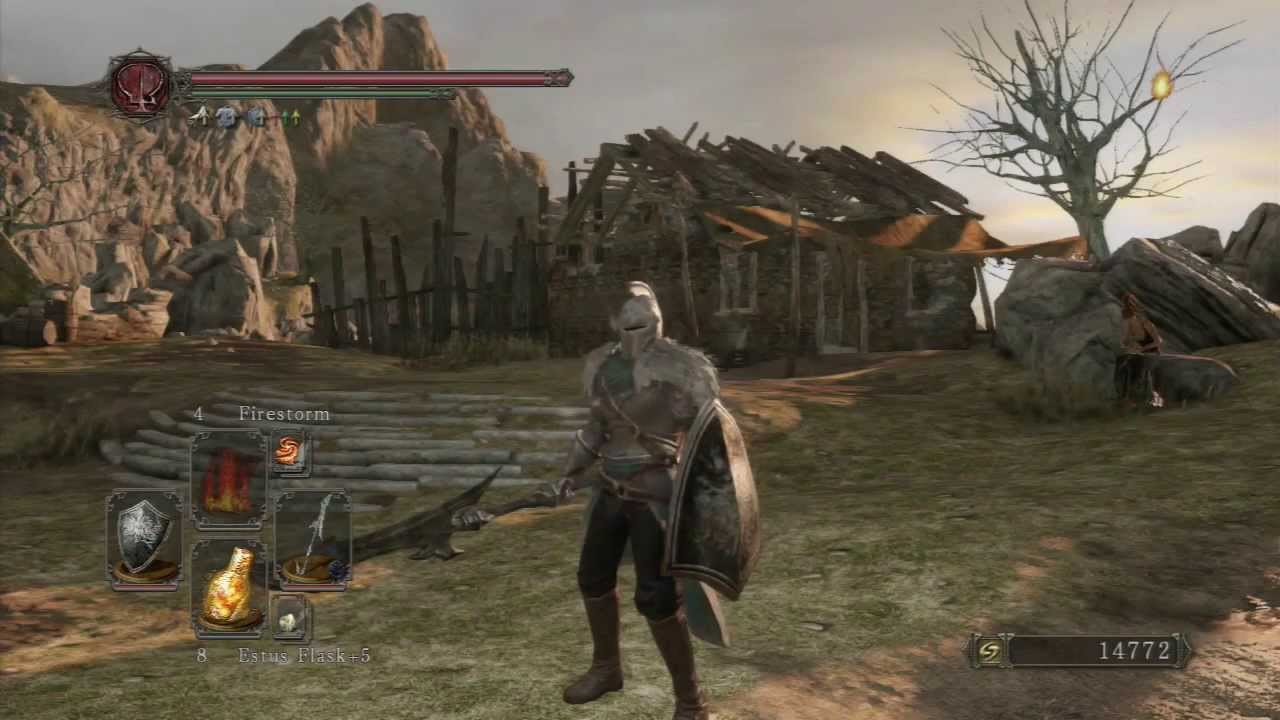 Dark Souls 2 Beta Prepare To Preview: Faraam Set Location (box Art/trailer Armor