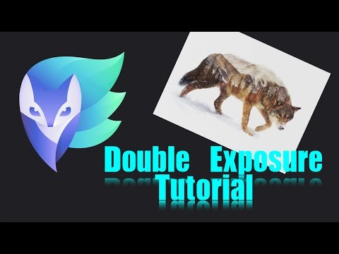 Enlight iPhone App | Double Exposure