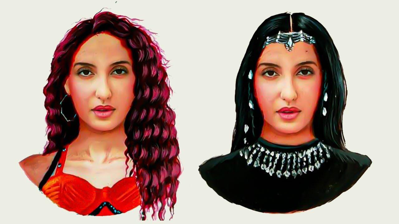 Nora Fatehi Bollywood Journey   RK Aadil   Journey Art
