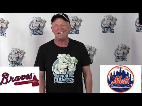 New York Mets vs Atlanta Braves Free Pick 7/25/20 MLB Pick and Prediction