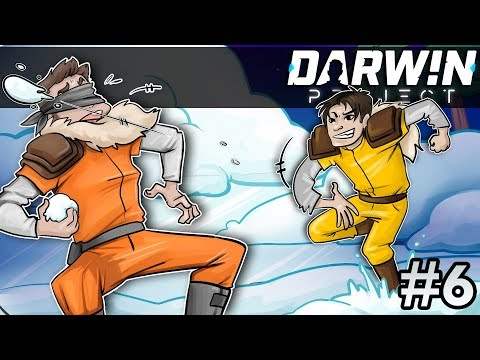 SNOWBALL FIGHT FOR THE WIN! | Darwin Project #6 Multiplayer Battle Royale Ft. Anthony Kongphan