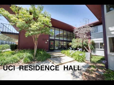 UC Irvine Residence Hall