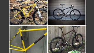 Mountain Bikes Made In The USA