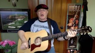 2234  - Ob La Di Ob La Da -  Beatles cover -  Vocal & acoustic guitar & chords