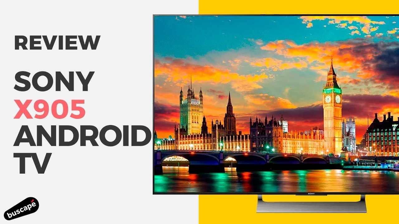 5ba34ff4d Sony XBR X905E Android TV  REVIEW  - YouTube