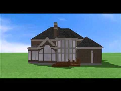 Westover House Plan by Archival Designs   YouTubeWestover House Plan by Archival Designs