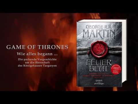 Game of Thrones - Feuer und Blut YouTube Hörbuch Trailer auf Deutsch