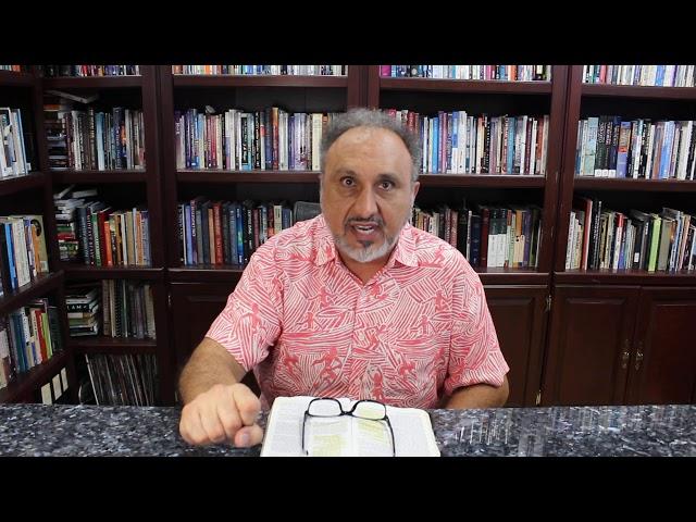 Pastor J.D. Coronavirus Announcement