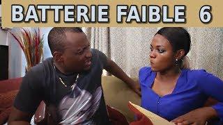BATTERIE FAIBLE Ep 6 Fin Theatre Congolais Sylla,Darling,Ada,Faché,Barcelon