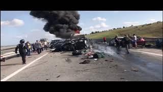 Видео аварии дтп Car Crash Compilation #1