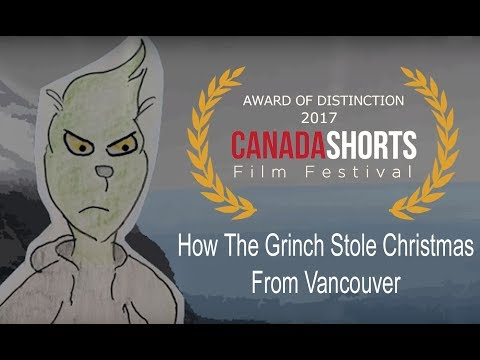 How The Grinch Stole Christmas From Vancouver
