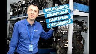 Как выбрать дизельный двигатель? Советы специалиста.