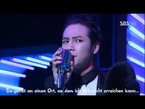 Jang Keun Suk (장근석) - What should I do / You Are Beautiful (미남이시네요) (ger.Sub)