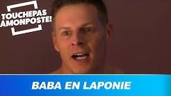 """Baba en Laponie : 1ère nuit """"mouvementée"""" pour les chroniqueurs"""