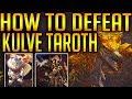 Monster Hunter World: HOW TO DEFEAT KULVE TAROTH! KULVE TAROTH REWARDS! - FULL IN DEPTH GUIDE!