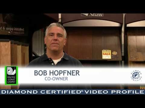 Pacific Coast Carpet, Inc.- Diamond Certified Video Profile