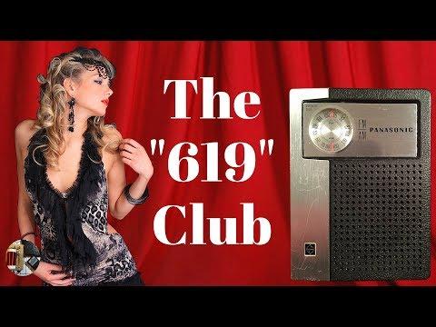 Panasonic RF-619 AM FM Portable Radio Review
