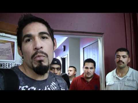 Antonio Margarito Talks About Pacquiao Fight