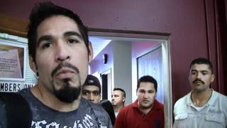 Antonio Margarito Talks About Pacquiao Fight