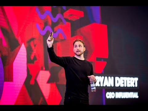 Ryan Detert (Influential) on The Future of Branded Content at Scale | TNW Conference 2017