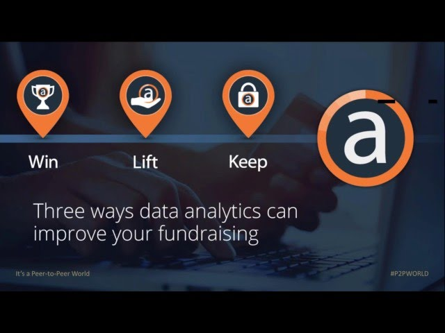 Turn Your Peer to Peer Fundraising Data Into Insights