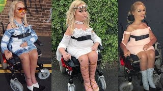 Disabled Make Up Artist Can Blend Better Than You | BORN DIFFERENT