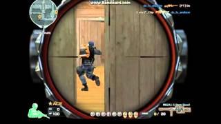 [CFVN] Sniper c4 Hội Hoa Đăng 47 kill by - Tina Angel