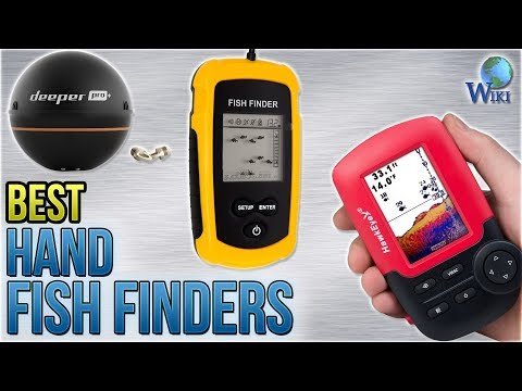 7 Best Hand Fish Finders 2018